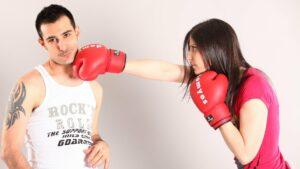 Violence psychologique au sein d'un couple